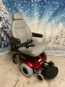 Beautiful Pride Jazzy Select Electric Powerchair Wheelchair 4mph Indoor Outdoor