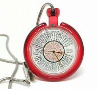 Orologio Swatch pop da tasca pocket watch vintage pop swatch anni 90 rare montre