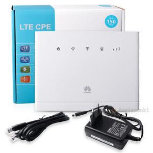 Huawei B315s-607 150 Mbps 4G LTE WIFI MODEM ROUTER TDD 2300Mhz Unlocked