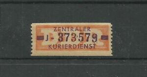 DDR Dienst B, 22 J **, tiefst geprüft SCHÖNHERR VP, 170 €