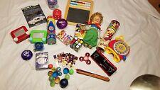 Retro Toy Bundle - Bouncy Balls, Yoyo, 20 Questions, View Master, Jacks More