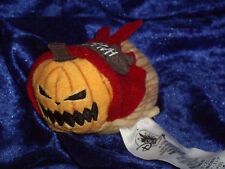 Disney Nightmare Before Christmas Pumpkin King Jack Tsum Tsum peluche originale nuovo