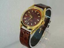Beautiful,Swiss vintage mens Oris, wind-up. wristwatch,35mm, running perfect.