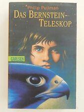Philip Pullman Das Bernstein Teleskop Jugendbuch Carlsen Verlag