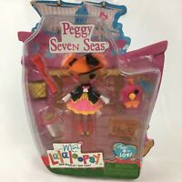 Peggy Seven Seas Mini Lalaloopsy Pirate New In Package