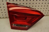 2012 2014 Volkswagen Passat Left Driver Side Trunk lid Tail Light Used OEM