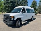 2012 Ford E350 XL Extended High Top Handicap Wheelchair Van, We Deliver, 5.4 Gas