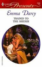 Presents: Traded to the Sheikh 2530 by Emma Darcy (2006, Paperback)