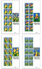 Gibraltar - EUROPA 2000 Set of 4 Stamp Sheetlets Mint Unhinged MUH
