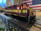 HO Scale Athearn GP38-2 DC Powered Diesel Locomotive WISCONSIN CENTRAL detailed!