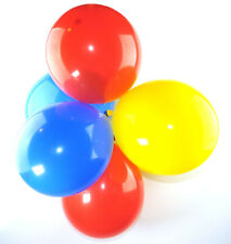 20 X Latex Plain Balloons Ballons Helium Quality Party Birthday Colourful Baloon