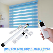 AC100-240V Roller Shade Motor Electric Roller Blind Tubular Remote Control US