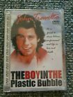 DVD - THE BOY IN THE PLASTIC BUBBLE