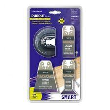 Brand New Smart Set 4 della serie Purple Multi Strumento Lama