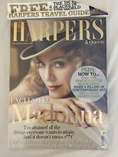 November Harpers & Queen Magazines for Women in English