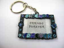 Collectible Keychain: Friends Forever Small Picture Frame Design