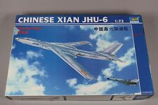 ZF065 Trumpeter 1/72 maquette avion militaire 01614 chinese xian JHU-6 2001