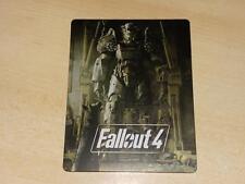 Fallout 4 edition limitée steelbook case et cartes postales seulement G2 (no game)