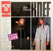 """12"""" Vinyl HILDEGARD KNEF - die neue KNEF - Tournee Live"""