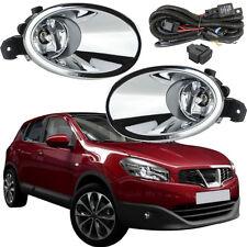 Front Car Fog Lights /Lamps For Nissan Qashqai Dulias 2011~2013 Bulb H11-12V-55W
