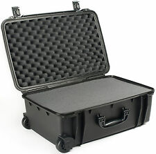 Seahorse 920 Protective Hard Case with Pelican 1510 Type Foam (Black)