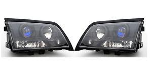 European Headlight Set With Harness  for Mercedes Benz 94-00 W202 C-Class C280