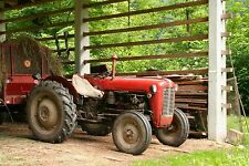 Massey Ferguson 35 Workshop & Parts Manual