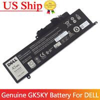 Original Dell Battery GK5KY For Dell Inspiron 13 15 7000 Series 7347 7352 7353