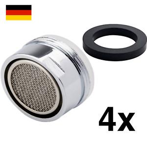 6er Pack Perlator Strahlregler Innenteil Wasserhahn Bad Küche WC Waschbecken