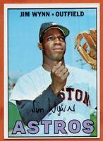 1967 Topps #390 Jim Wynn NEAR MINT Houston Astros Colts FREE SHIPPING