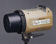 Elinchrom Style BX 400 Éclairage Studio Flash Head 400 W
