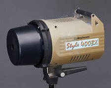 Elinchrom Style BX 400 Studio Lighting Flash Head 400w