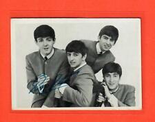 The Beatles Us Original 1960's 1st Series Topps B & W Card # 49