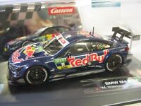 CARRERA 20027541 BMW M4 DTM  #11 2016 RED BULL     BNIB SCALEXTRIC COMPATIBLE