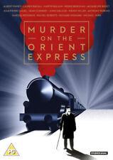 Murder On The Orient Express Dvd Albert Finney Brand New & Factory Sealed