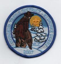 2007 Klondike Derby Patch, Northern Lights Council, Voyageur Trails Dist., Mint