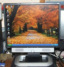 HP MODEL HP LP1965 LCD 19 INCH COMPUTER SCREEN GOOD CONDITION SPECIAL SHIP