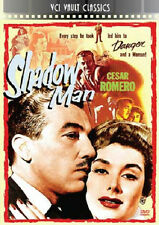 Shadow Man DVD (1953) Cesar Romero, Kay Kendall, Edward Underdown Richard Vernon
