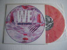 "we- from the spaceways  red 10""vinyl  rare new stoner"