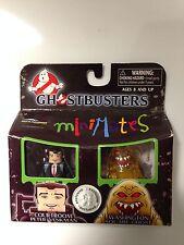 GHOSTBUSTERS MINIMATES VENKMAN / WASHINGTON SQ. GHOST  Toys R Us Exclusive - NIB