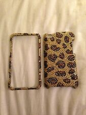 SALE!!! •IPOD TOUCH CASES• SNAP ONSTURDY 4TH GENERATION IPOD TOUCH CASE LEOPARD