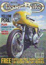 Classic Bike 91-06 Norton Dominator 88 Series A Vincent Triton Norvil replica