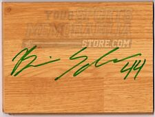 Brian Scalabrine Boston Celtics Signed Autographed wood Floor board Tile