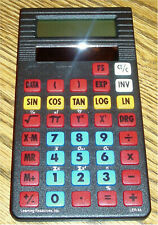 "Learning Resources Inc - Lot Of 7 ""Calc-U-Vue"" #Ler-44 Calculators"