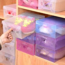 Schuhbox Schuhkarton Schuhaufbewahrung Schuhschachtel Sortierbox