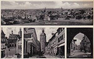 Postcard Baden Württemberg Book I. Odw. 1942