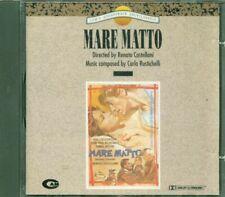 Carlo Rustichelli - Mare Matto Ost Cam Cd Eccellente