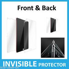 """IPad PRO 9.7"""" Invisible Protector de pantalla completa de la parte delantera y trasera-Grado Militar"""