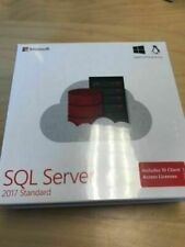 Microsoft 228-11033 SQL Server Software  2017