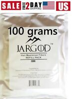 Hair Building Fibers-Hair Fibers 100G refill Bag- Hair Loss Concealer by JARGOD